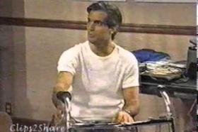 Mitch Longley tries a Parastep™ on TV!